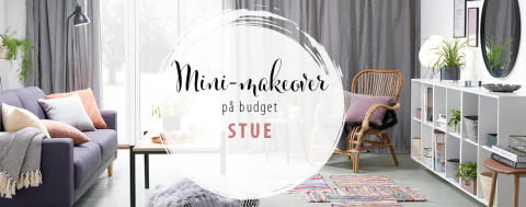 Mini-makeover på budget