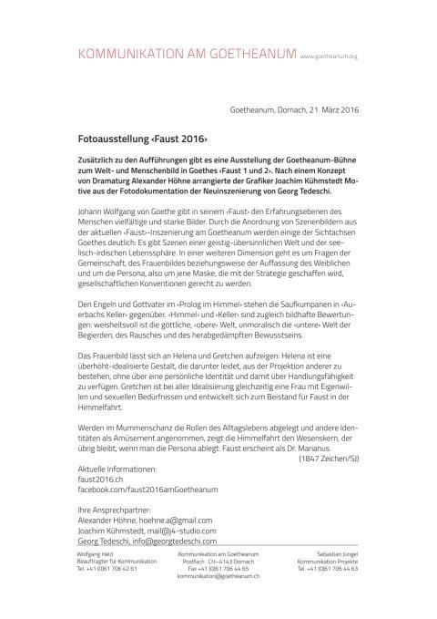 Fotoausstellung ‹Faust 2016› am Goetheanum (PDF)