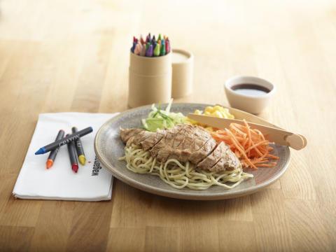 Lifestyle Kids Chicken Noodles