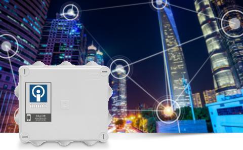 Väderskyddad 4G router