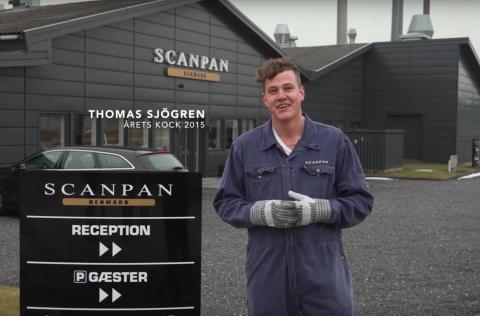 Välstöpt med Scanpan