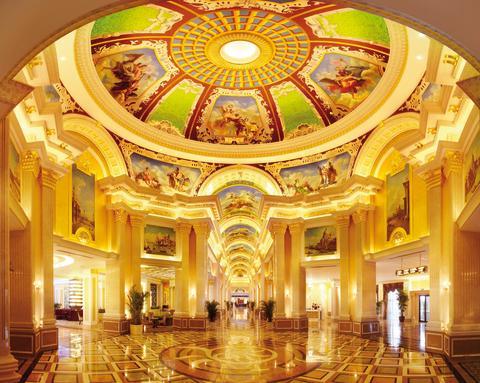 Lobby Maritim Hotel Shenyang, China