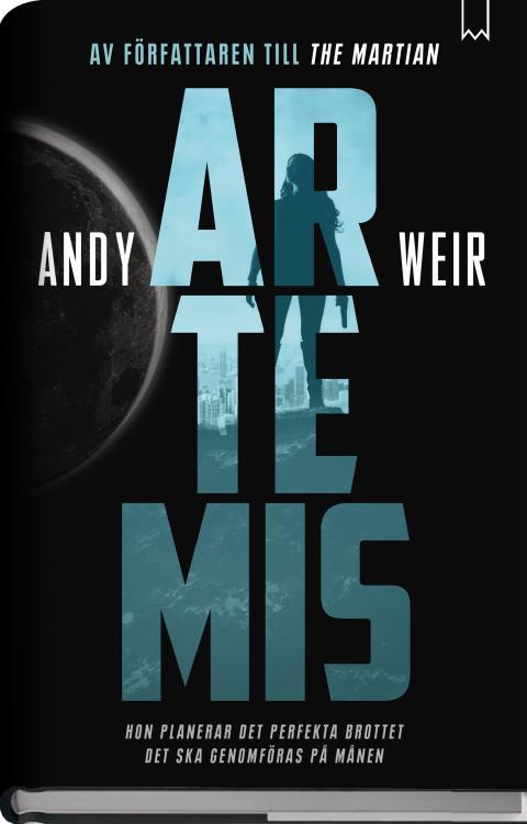 Artemis av Andy Weir