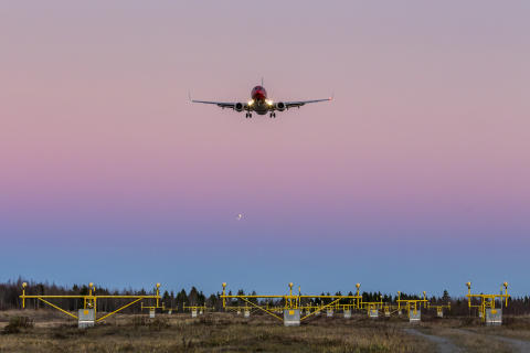 Norwegian reports passenger growth and high on-time performance in May