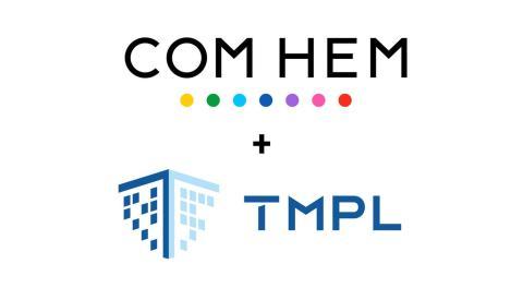 Com Hem inleder samarbete kring smarta bostäder