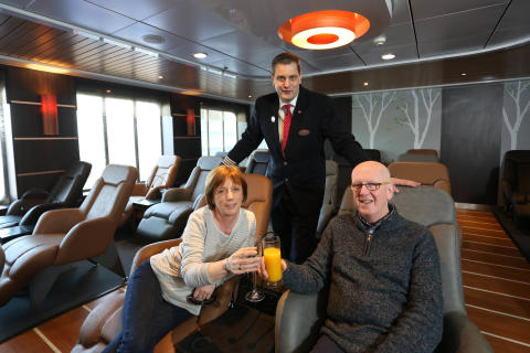 Stena Line adds a touch of Hygge to Irish Sea