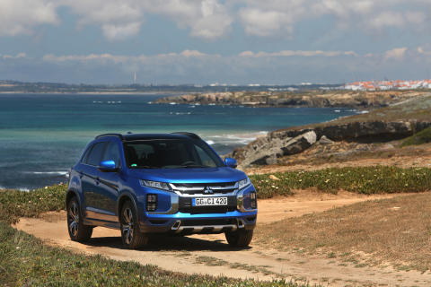 Neuer Mitsubishi ASX startet bei 20.990 Euro