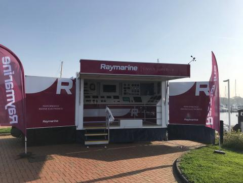 Raymarine: Raymarine Adds Second UK Sales Event after Open House Success