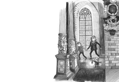 Jakten på Jack, stadsvandring med Stadsmuseet