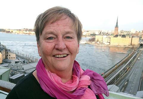 Cancersamordnare Gunilla Gunnarsson får hedrande utmärkelse