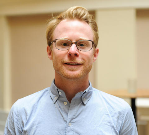 Anders Stjernlöf, projektledare Move It