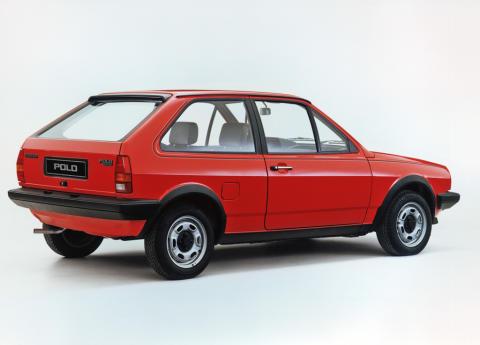 1982 Polo Coupe