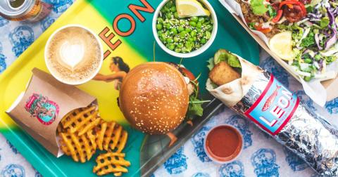 Fremtidens fast food lanseres på Oslo S