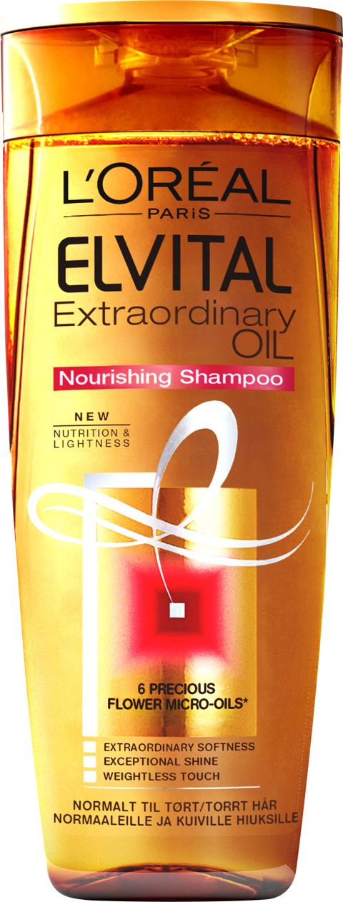 L'Oréal Paris Elvital Extraordinary Oil_sampoo
