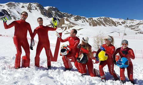 Flera svenska topprestationer under VM-kvalet i speedski