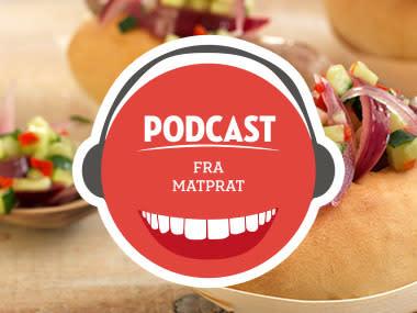 MatPrat lanserer Podcast-episode om pølser