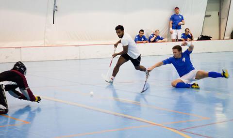 Eskilstuna nästa kvalort för Sweden Floorball Cup