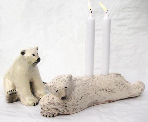 Vintersaga - Konsthantverkarnas julutställning 2010