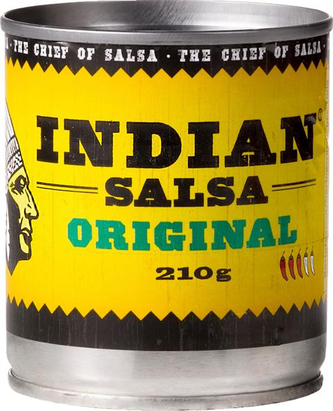 Indian Salsa Original