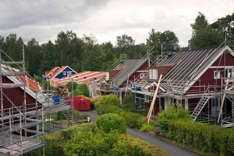 Jönåker Elegant-tak med 15 års Tätt Tak-garanti i Mariestad