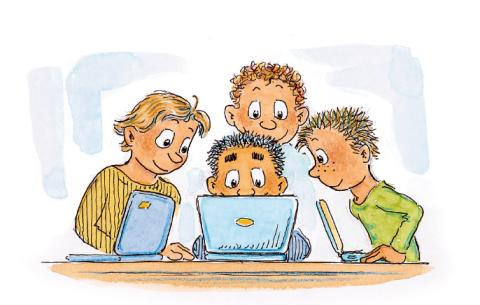Tilbringer barnet ditt for mye tid på nett?