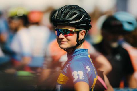 Jenny Rissveds på plats i Kanada med sitt Team 31
