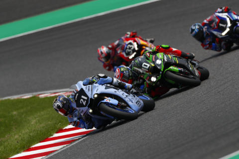 Yamaha Factory Racing Team Finish 2nd in Thrilling 2019 Suzuka 8 Hours