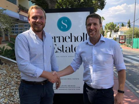 Serneholt Estate öppnar nytt kontor i Estepona på Costa del Sol