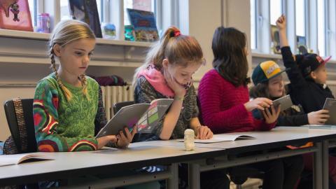 Rødovres skoler er kommet flot fra start med den nye skolereform