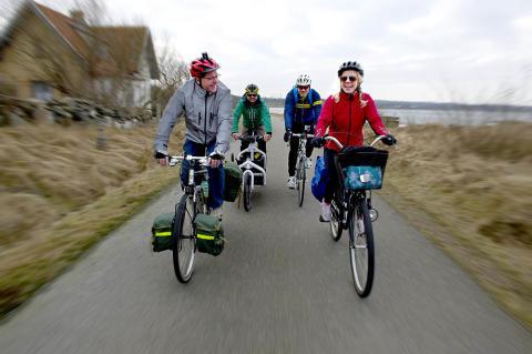 Cykla i Halland