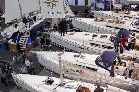 Rekordmånga premiärbåtar på Allt för sjön