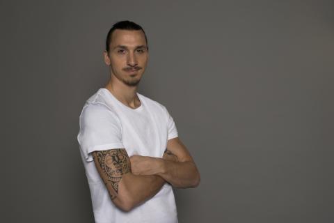 Zlatan Ibrahimović Parfums lanserar två nya parfymer - Suprême för dam och herr