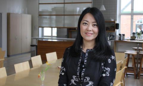 Janet Johansson, Företagsekonomiska institutionen vid Stockholms universitet.