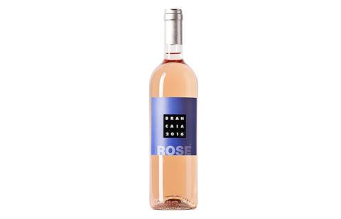 Rosa vinmakarkonst från Toscana lanseras idag