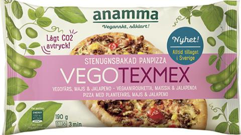 Anamma VegoTexMex