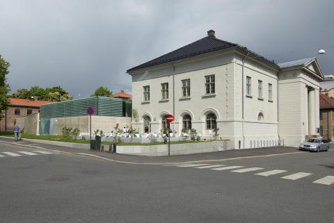 Nasjonalmuseet – Arkitektur