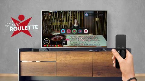 Betsafe blir första spelbolag med egen app i Apple TV