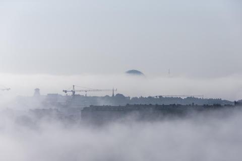 Stockholmsregionen växer - tusentals arbetstillfällen i byggbranschen