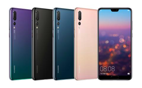 Revolutionerande mobilkameror med morgondagens AI-funktioner: Huawei presenterar nyheterna P20 och P20 Pro