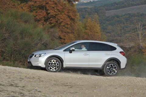 Subaru XV är Top Safety Pick 2014