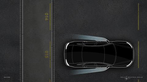 Hella visar vägen till BMW 7