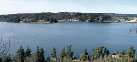 Invigning av vattenverk och överföringsledningar