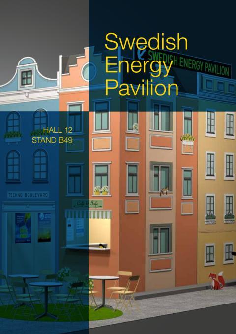 Broschyr - Svenska Energipaviljongen