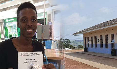 Hydroscands tredje stipendiat har tilldelats fullständigt stipendium för universitetsstudier