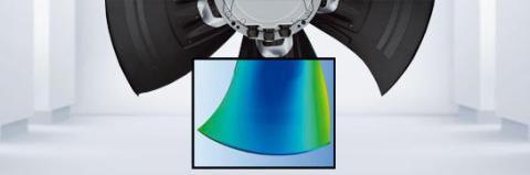HyBlade sätter en ny standard för axialfläktar