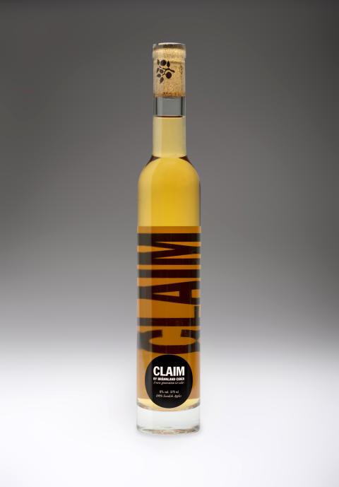 Claim by Brännland Cider på nya Systembolag