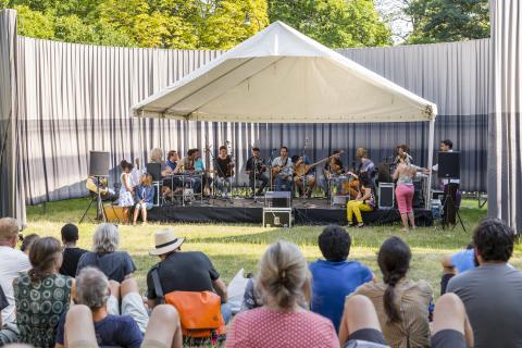 de:tune Järva på Stockholm Music & Arts. Foto: Jean-Baptiste Beranger