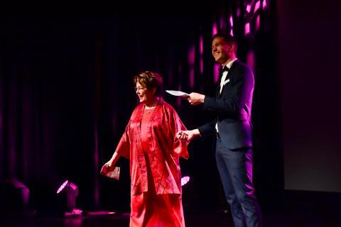 Ghita Nørby til Ekko Shortlist Awards 19