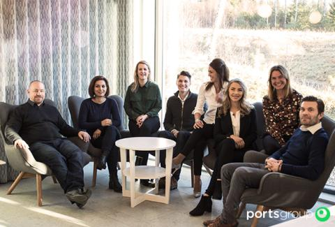 Ports Group får åtta nya kollegor på en och samma vecka!