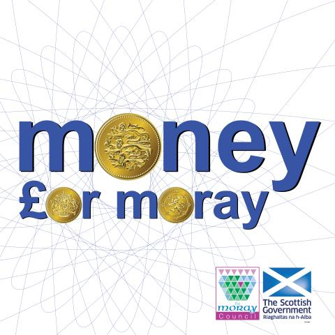 Community groups benefit from first Money for Moray session